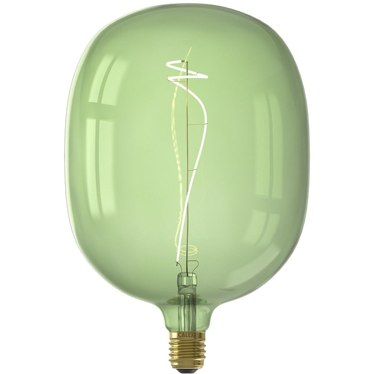 Calex AVESTA LED giant E27 4W groen dimbaar