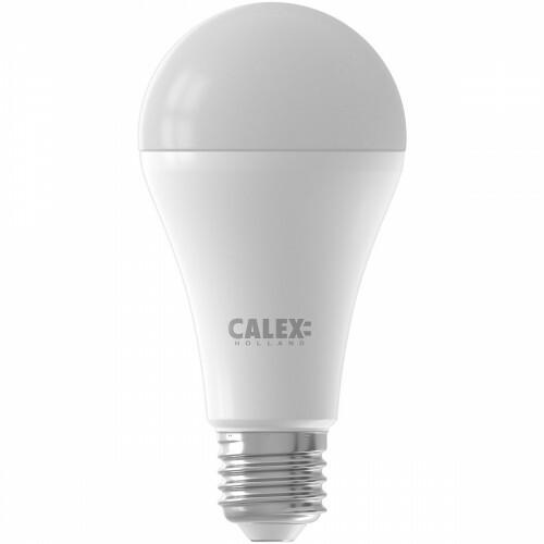 CALEX - LED Lamp - Smart A60 - E27 Fitting - Dimbaar - 14W - Aanpasbare Kleur CCT - Mat Wit