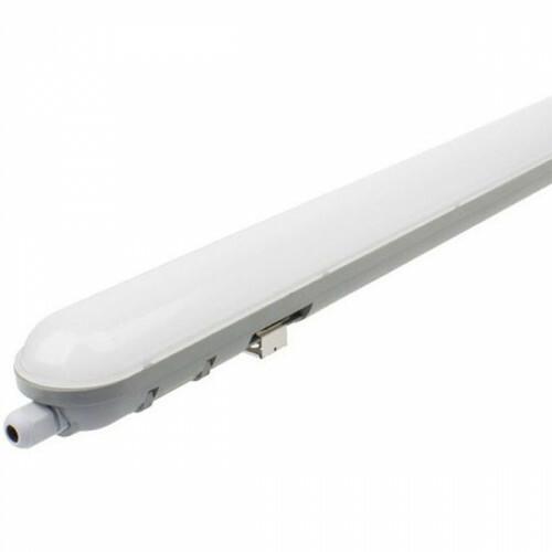 OSRAM - LED Balk - 40W - Waterdicht IP65 - Helder/Koud Wit 5500K - Kunststof - 120cm