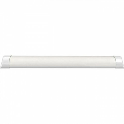 LED Balk - Titro - 18W - Helder/Koud Wit 6400K - Aluminium - 60cm