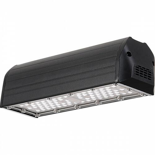 LED High Bay - Zarigmo - 50W - Rechthoek - Magazijnverlichting - Waterdicht IP65 - Helder/Koud Wit 6400K - Aluminium