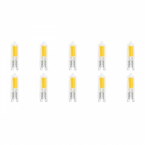 LED Lamp 10 Pack - Exi - G9 Fitting - 3W - Helder/Koud Wit 6400K