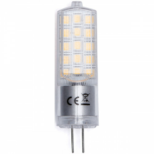 LED Lamp - Aigi - G4 Fitting - 3.6W - Warm Wit 3000K | Vervangt 35W