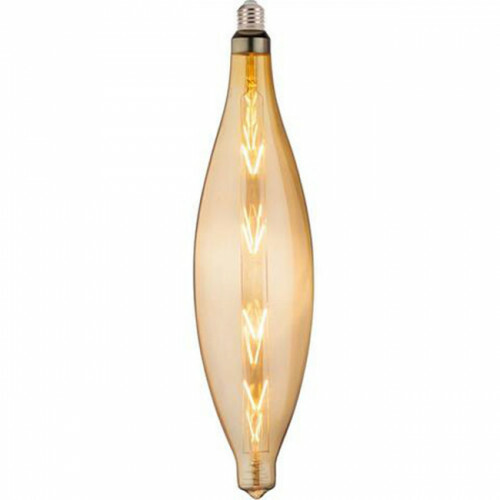 LED Lamp - Design - Elipo XL - E27 Fitting - Amber - 8W - Warm Wit 2200K