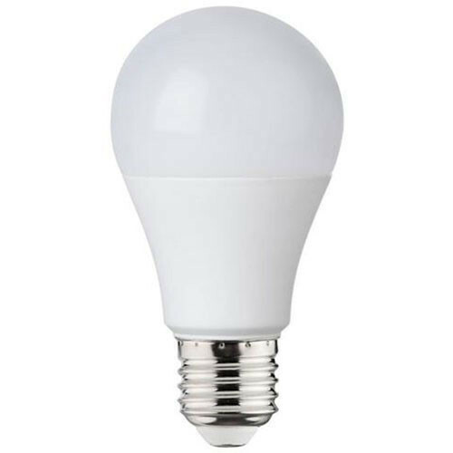 LED Lamp - E27 Fitting - 8W - Warm Wit 3000K