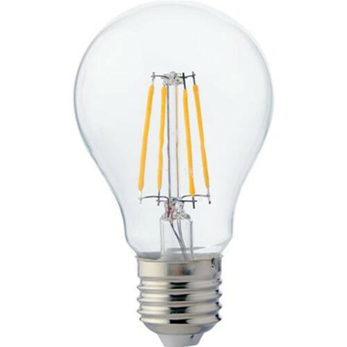 LED Lamp - Filament - E27 Fitting - 6W - Natuurlijk Wit 4200K