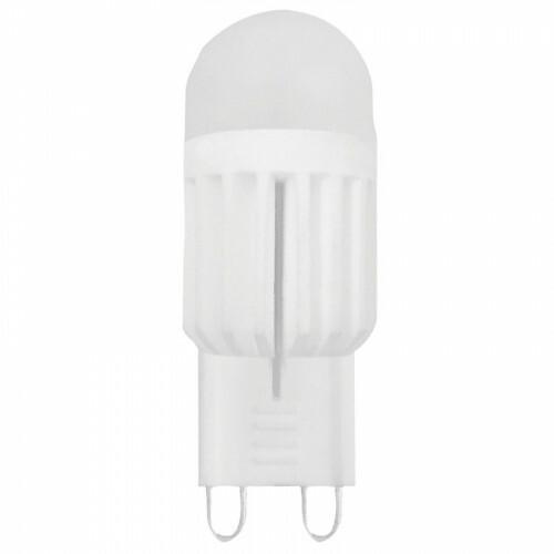 LED Lamp - Nani - G9 Fitting - Dimbaar - 3W - Helder/Koud Wit 6400K