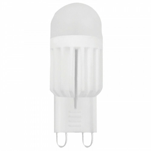 LED Lamp - Nani - G9 Fitting - Dimbaar - 3W - Warm Wit 2700K