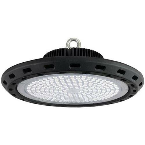 LED UFO High Bay 150W - Magazijnverlichting - Waterdicht IP65 - Helder/Koud Wit 6400K - Aluminium
