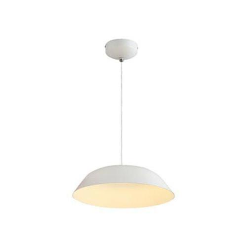 LED Plafondlamp - Plafondverlichting - Primo - 6W - Natuurlijk Wit 4000K - Wit Aluminium