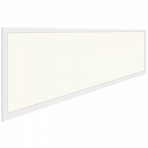 LED Paneel - Aigi - 30x120 Natuurlijk Wit 4000K - 32W High Lumen - Inbouw Rechthoek - Mat Wit - Flikkervrij