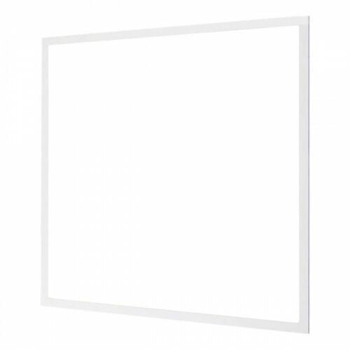 LED Paneel - Aigi - 60x60 Helder/Koud Wit 6000K - 32W High Lumen - Inbouw Vierkant - Mat Wit - Flikkervrij