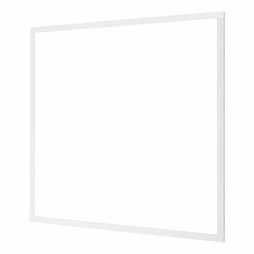 LED Paneel - Aigi - 60x60 Helder/Koud Wit 6000K - 40W High Lumen UGR19 - Inbouw Vierkant - Mat Wit - Flikkervrij