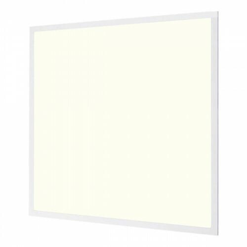 LED Paneel - Aigi - 60x60 Natuurlijk Wit 4000K - 32W High Lumen - Inbouw Vierkant - Inclusief Stekker - Mat Wit - Flikkervrij