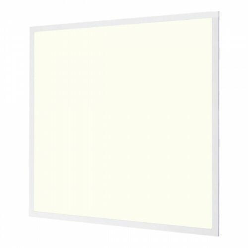 LED Paneel - Aigi - 60x60 Natuurlijk Wit 4000K - 40W High Lumen UGR19 - Inbouw Vierkant - Inclusief Stekker - Mat Wit - Flikkervrij