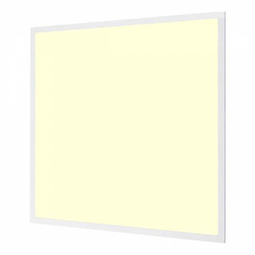 LED Paneel - Aigi - 60x60 Warm Wit 3000K - 40W Inbouw Vierkant - Mat Wit - Flikkervrij