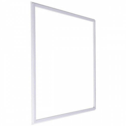 LED Paneel Fit - Facto - 60x60 Helder/Koud Wit 6000K - 40W Inbouw Vierkant - Mat Wit - Flikkervrij