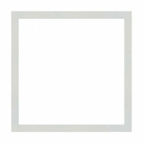 LED Paneel Slim - 30x30 Helder/Koud Wit 6400K - 24W Inbouw Vierkant - Mat Wit - Flikkervrij