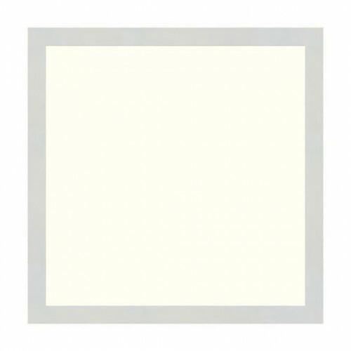 LED Paneel Slim - 30x30 Natuurlijk Wit 4200K - 24W Inbouw Vierkant - Mat Wit - Flikkervrij