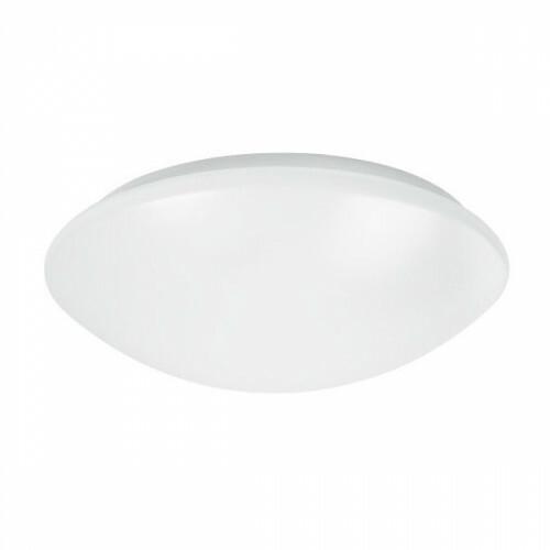OSRAM - LEDVANCE - LED Plafondlamp met Bewegingssensor - Surface Circular 350 Sensor - 18W IP44 - Opbouw Rond Wit - Natuurlijk Wit 4000K