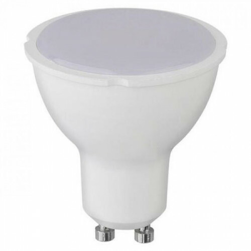 LED Spot - Aigi - GU10 Fitting - 8W - Helder/Koud Wit 6400K