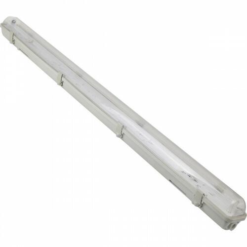 LED TL Armatuur T8 - Aigi Hari - 120cm Enkel - Waterdicht IP65 - Kunststof