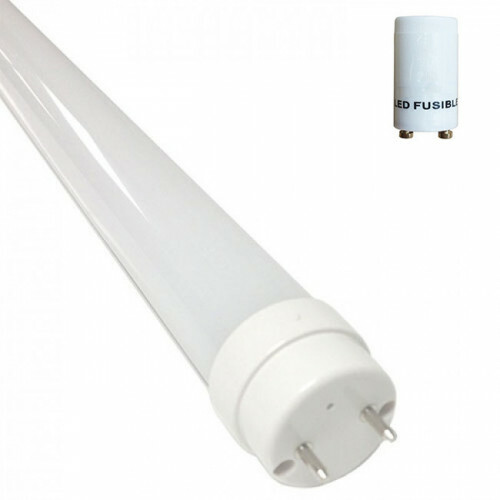 LED TL Buis T8 met Starter - 60cm 8W - Helder/Koud Wit 6400K