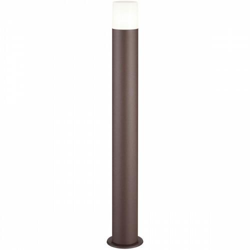 LED Tuinverlichting - Buitenlamp - Trion Hosina XL - Staand - E27 Fitting - Roestkleur - Aluminium