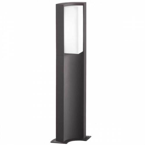 LED Tuinverlichting - Buitenlamp - Trion Soane - Staand - 8W - Mat Zwart - Aluminium