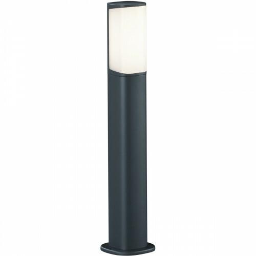 LED Tuinverlichting - Buitenlamp - Trion Ticani - Staand - 5W - Mat Zwart - Aluminium