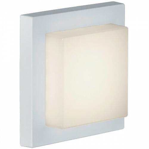 LED Tuinverlichting - Tuinlamp Plafond - Trion Hando - 3W - Mat Wit - Aluminium