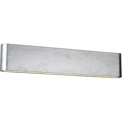LED Tuinverlichting - Tuinlamp - Trion Thino - Wand - 16W - Mat Grijs - Aluminium