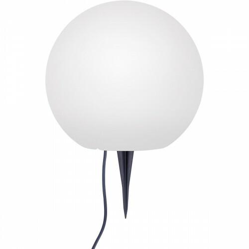 LED Priklamp met Stekker WiZ - Smart LED - Trion Necty XL - Slimme LED - Dimbaar - Aanpasbare Kleur - Spatwaterdicht - Afstandsbediening - RGBW