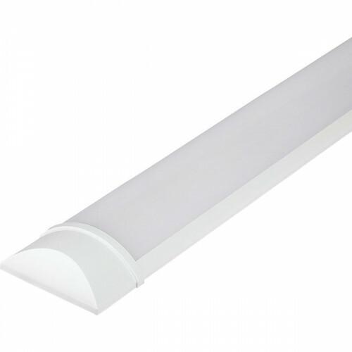 SAMSUNG - LED Balk - Viron Lavaz - 20W High Lumen - Natuurlijk Wit 4000K - Mat Wit -  Kunststof - 60cm