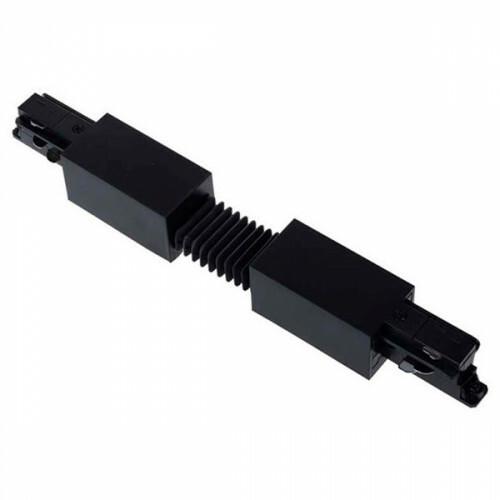Spanningsrail Doorverbinder - Facto - Flexibel - 3 Fase - Zwart