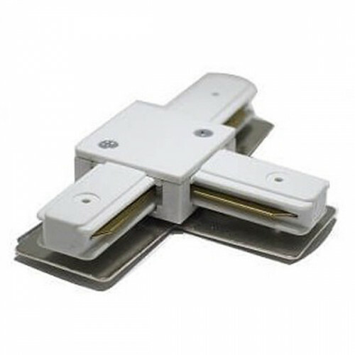 Spanningsrail Doorverbinder - Facto - T Koppeling - 1 Fase - Wit