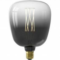 CALEX - LED Lamp - Kiruna Moonstone - E27 Fitting - Dimbaar - 4W - Warm Wit 2200K - Rookkleur
