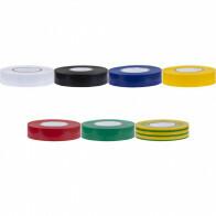 Isolatietape - Yurga - 7 Kleuren - 20mmx20m