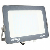 LED Bouwlamp 100 Watt - LED Schijnwerper - OSRAM - Aanpasbare Kleur - Waterdicht IP65