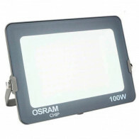 OSRAM - LED Bouwlamp 100 Watt - LED Schijnwerper - Warm Wit 3000K - Waterdicht IP65