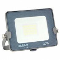LED Bouwlamp 20 Watt - LED Schijnwerper - OSRAM - Natuurlijk Wit 4000K - Waterdicht IP65