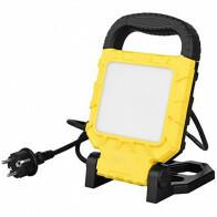 LED Bouwlamp met Statief - Propa - 20 Watt - Helder/Koud Wit 6400K - Waterdicht IP54 - Kantelbaar