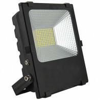 LED Bouwlamp 100 Watt - LED Schijnwerper - Helder/Koud Wit 6400K - Waterdicht IP65