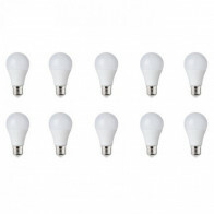 LED Lamp 10 Pack - E27 Fitting - 12W - Warm Wit 3000K