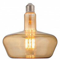 LED Lamp - Design - Gonza XL - E27 Fitting - Amber - 8W - Warm Wit 2200K