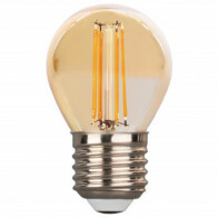 LED Lamp - Facto - Filament Bulb - E27 Fitting - 4W - Warm Wit 2700K