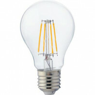 LED Lamp - Filament - E27 Fitting - 6W - Warm Wit 2700K