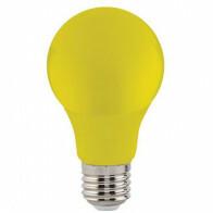 LED Lamp - Specta - Geel Gekleurd - E27 Fitting - 3W