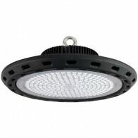 LED UFO High Bay 100W - Magazijnverlichting - Waterdicht IP65 - Natuurlijk Wit 4200K - Aluminium