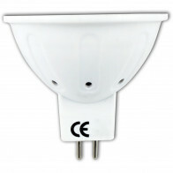 LED Spot - Aigi Firona - GU5.3 MR16 Fitting - 4W - Helder/Koud Wit 6400K - 12V